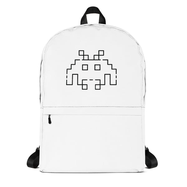 Space Invaders Backpack