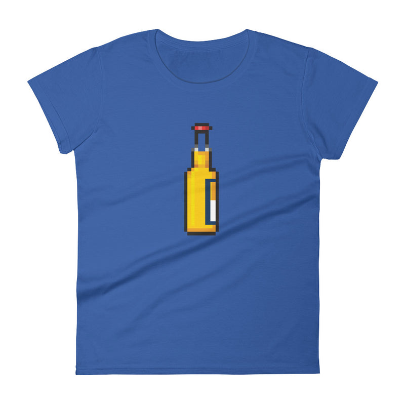 Beer Pixel Women's t-shirt