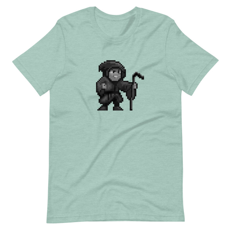 A smart dwarf Pixel Art T-Shirt