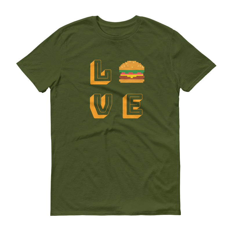 Love hamburger T-Shirt