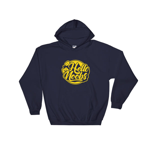 Hello Noobs Hooded Sweatshirt
