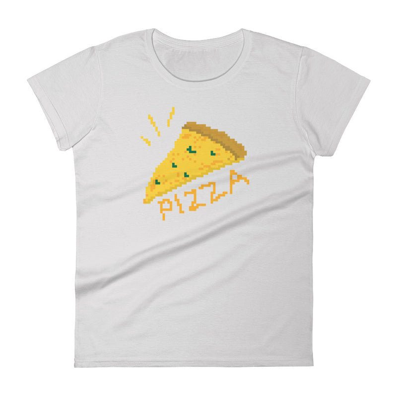 Pizza Pixel Women's t-shirt