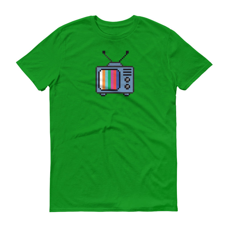 Old tv Pixel T-Shirt