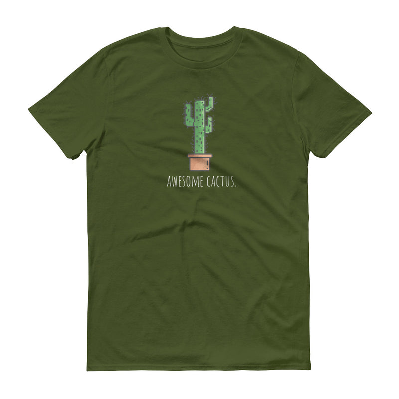 Awesome Cactus T-Shirt