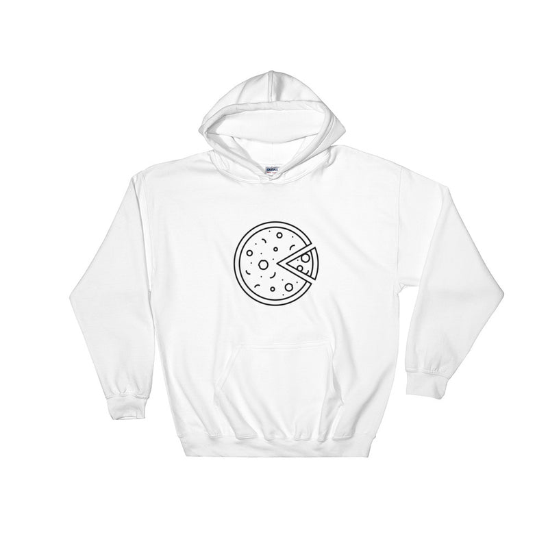 Pizza Icon Hoodie