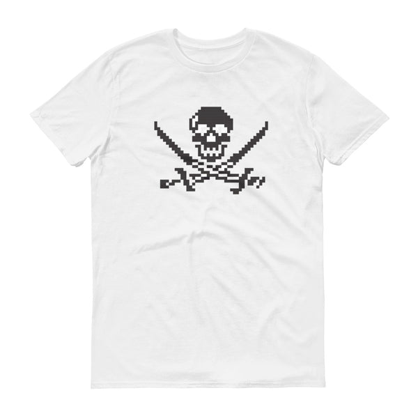 Pirates logo pixel T-Shirt