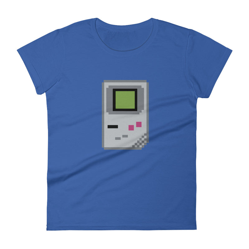 Gameboy pixel Women's  t-shirt