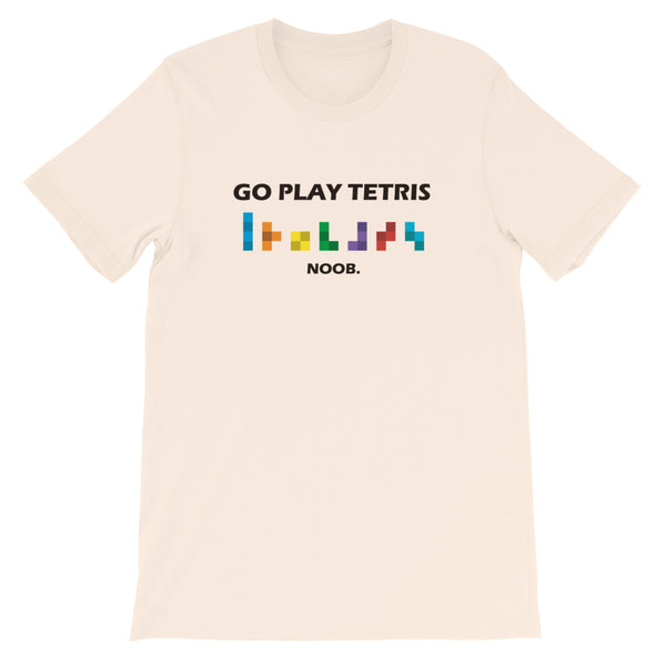GO PLAY TETRIS T-Shirt