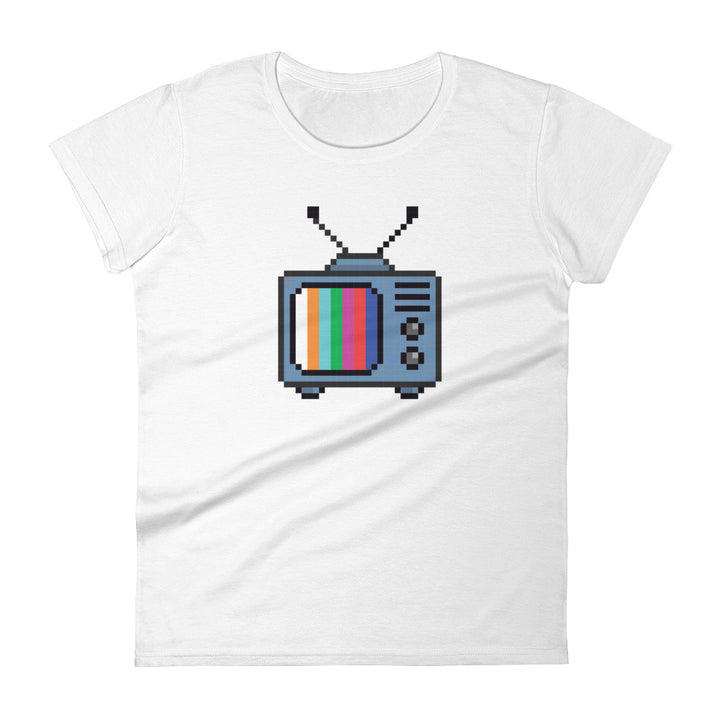 Old TV Women's  t-shirt