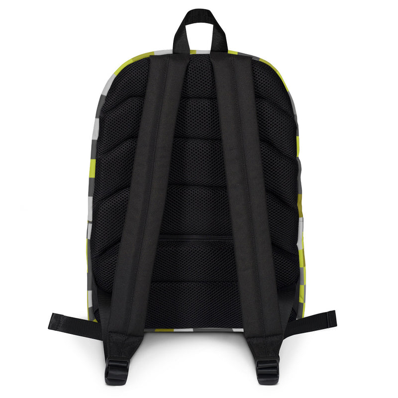 Army pixel Backpack