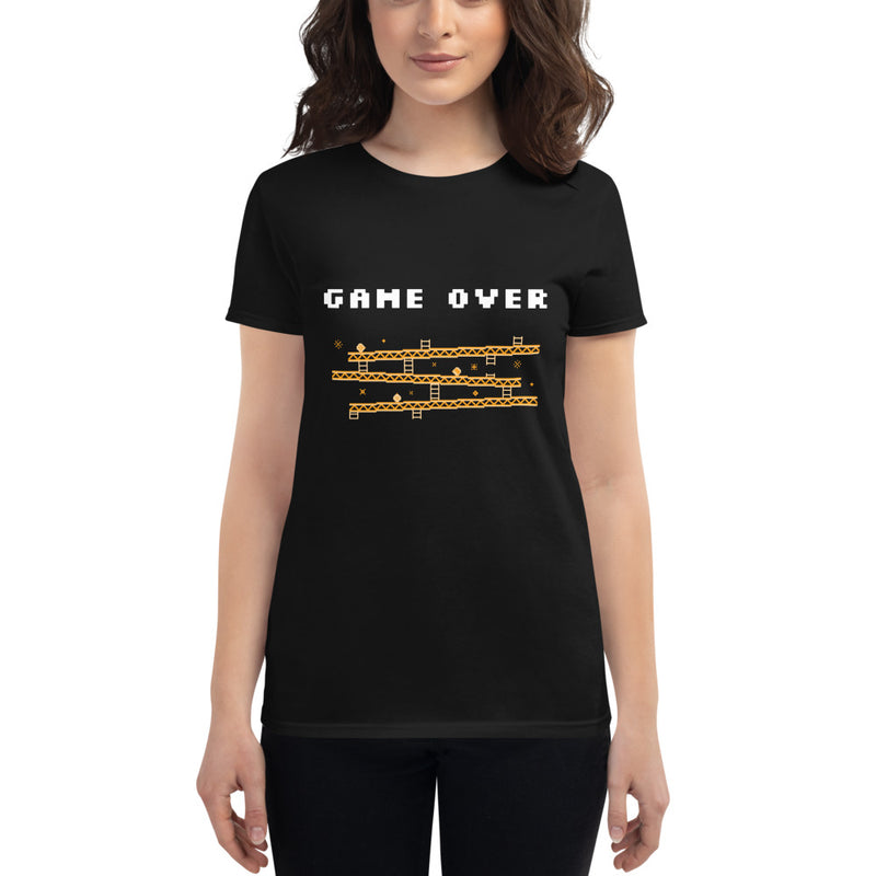 Gamer Over Women's t-shirt