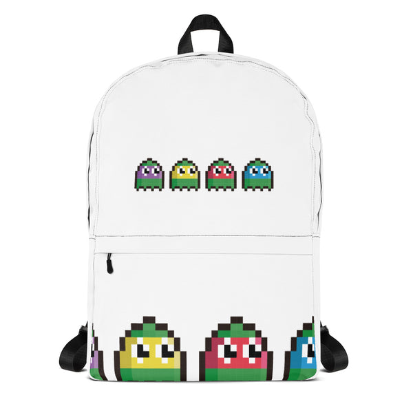 Turtles Pacman Backpack
