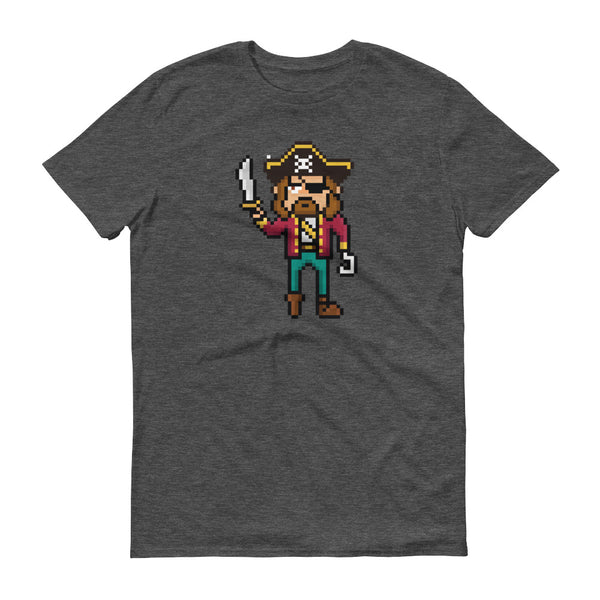 Pirate Pixel T-Shirt