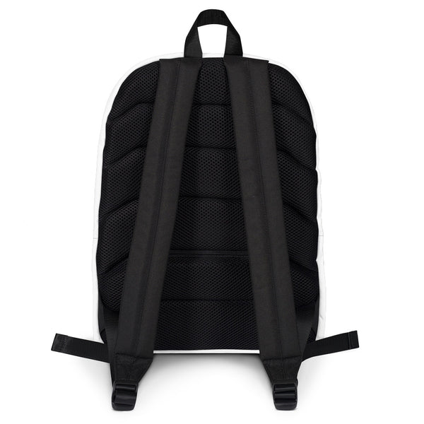 Llove heart pixel backpack