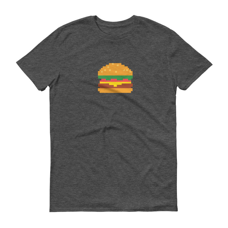 Hamburger 8bit Pixel T-Shirt