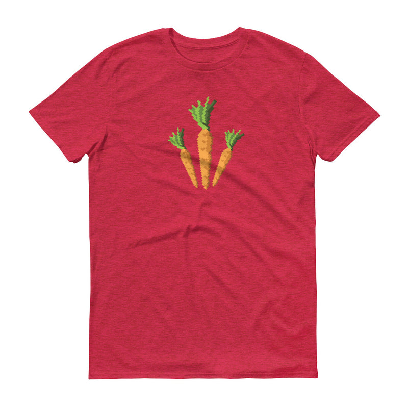 Carrots Pixel T-Shirt