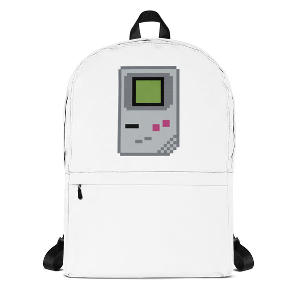Gameboy Pixel Backpack