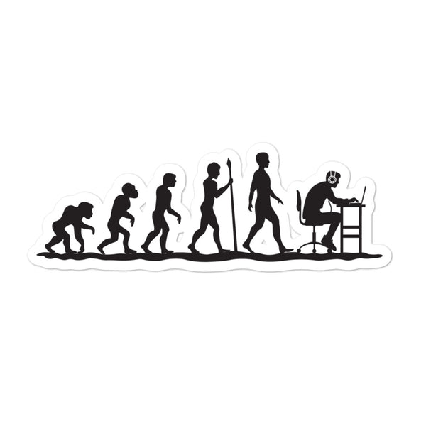 GAMER EVOLUTION Sticker