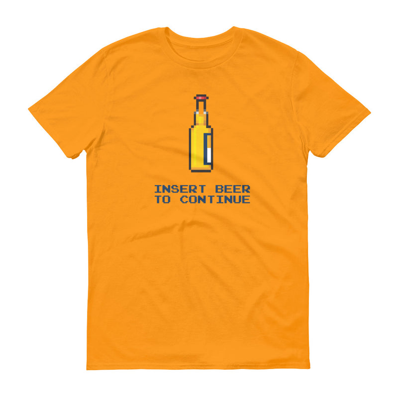 Beer 8bit Pixel T-Shirt