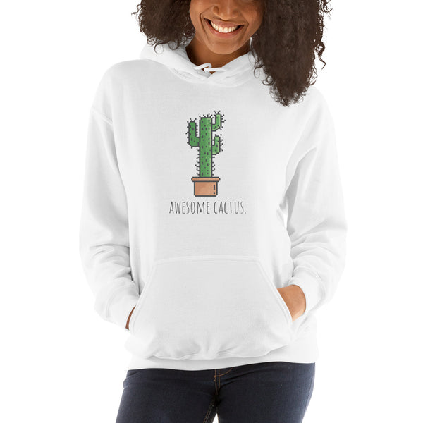 Awesome Cactus Hoodie