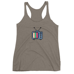 Pixel Tv Women's Tank