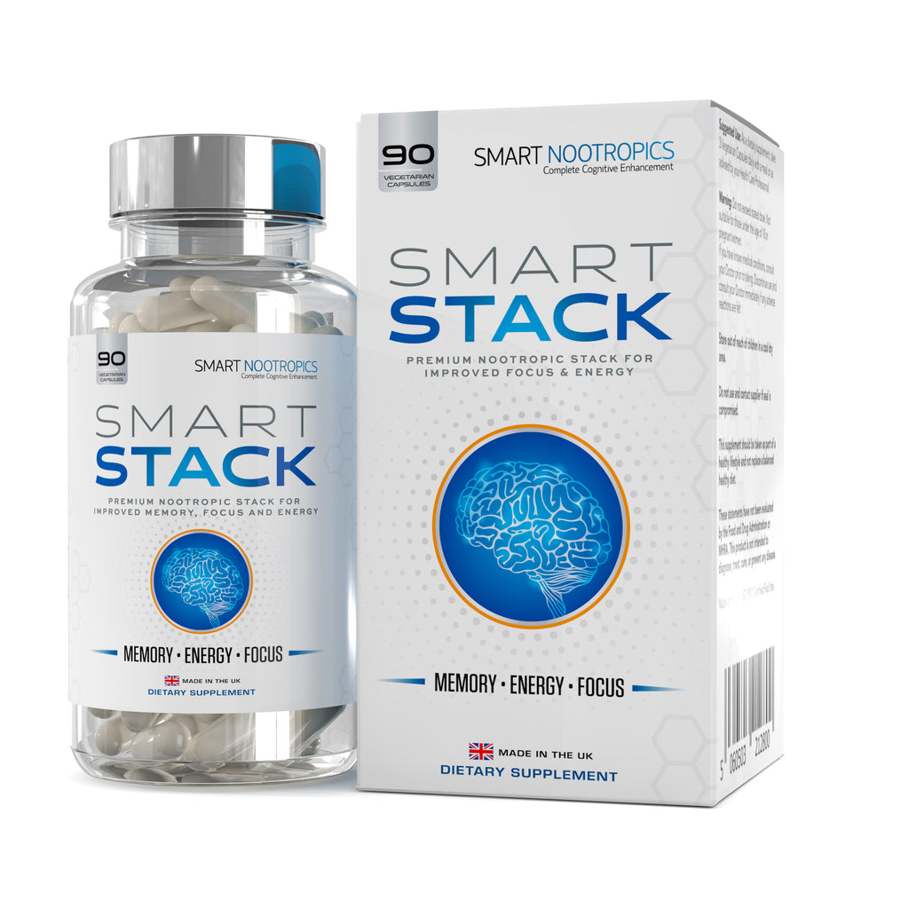SmartNootropics Premium Stack - What Is It? How Can It Help You?