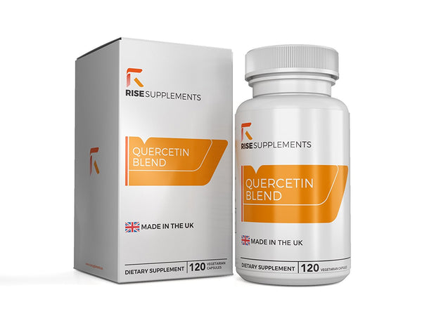 Quercetin Blend (600mg) Capsules