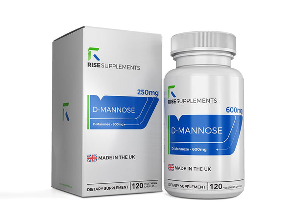 D-Mannose (600mg) Capsules