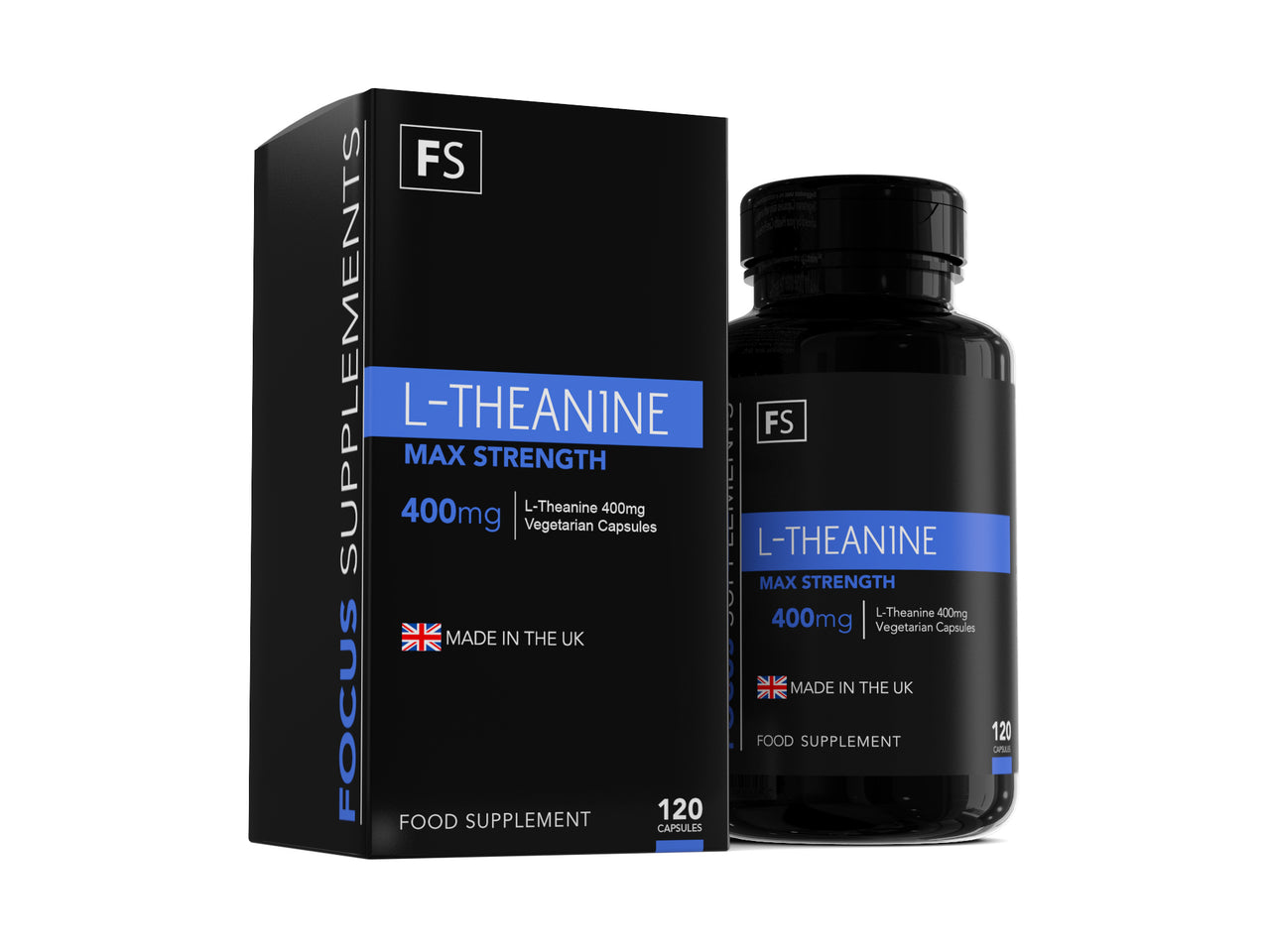 L-Theanine (400mg) Capsules