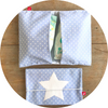 SALE Nappy Clutch & Hot-Cold Pillow
