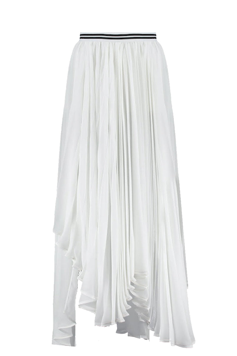 RODEO IRREGULAR PLEAT SKIRT