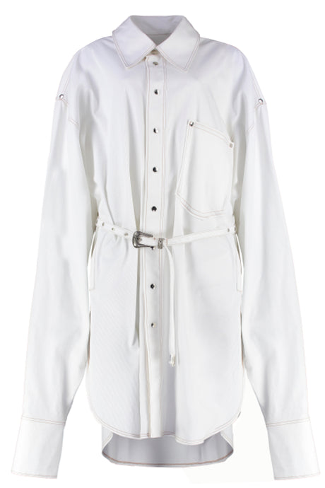 RODEO OVERSIZED SHIRT COAT