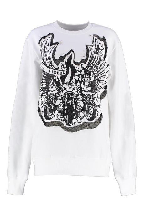 TROLL RIDERS TATTOO SWEATSHIRT
