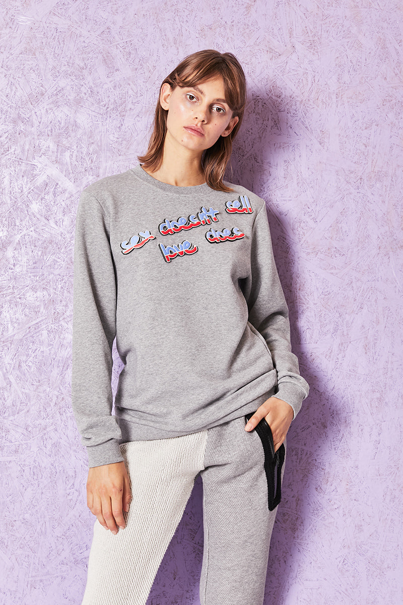 love does sweatshirt