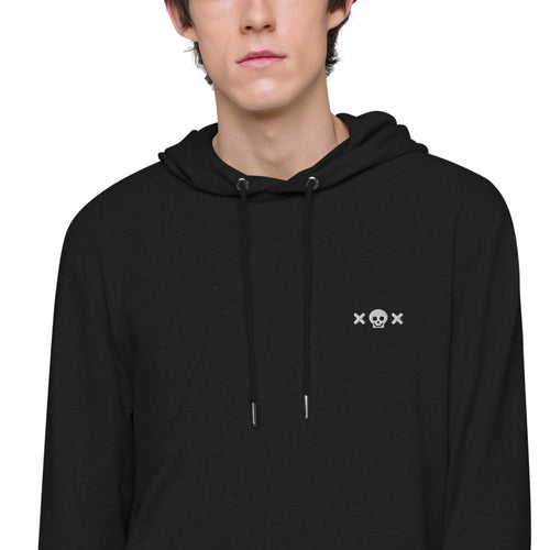 INVISIBLE UNISEX LIGHTWEIGHT HOODIE