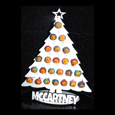 Chuba Chup - Advent / Countdown Calendar Tree
