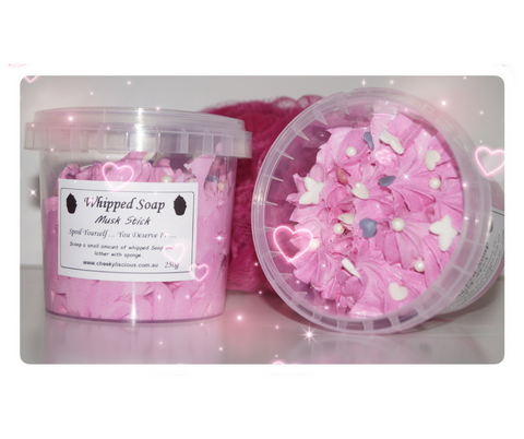 Whipped Soap - Luxe