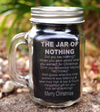 Jar of Nothing - You asked for it ...
