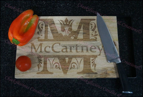 Small Mango Wood Chopping Board