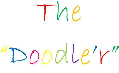 "The ""Doodle'r"" - Adult Crayon"