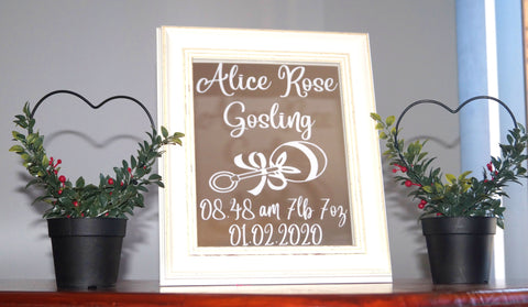 Occasion Frame - Birth - Wedding-Milestone