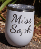 Stemless Tumbler - Personalised