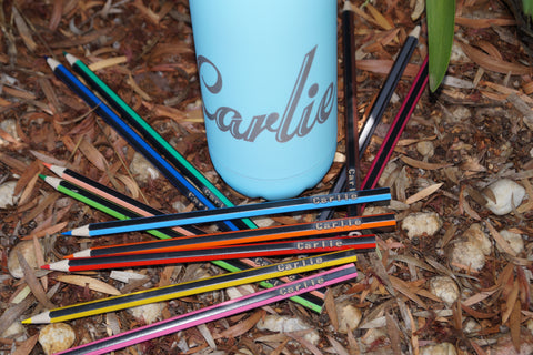Coloured Pencils-Personalised