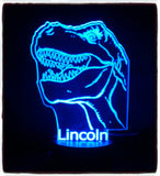 Personalised / Novelty Night Light