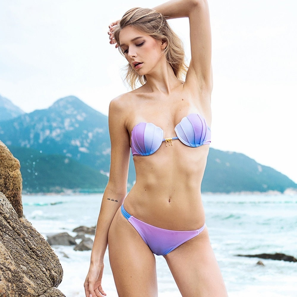 Magical Mermaid Bikini Set
