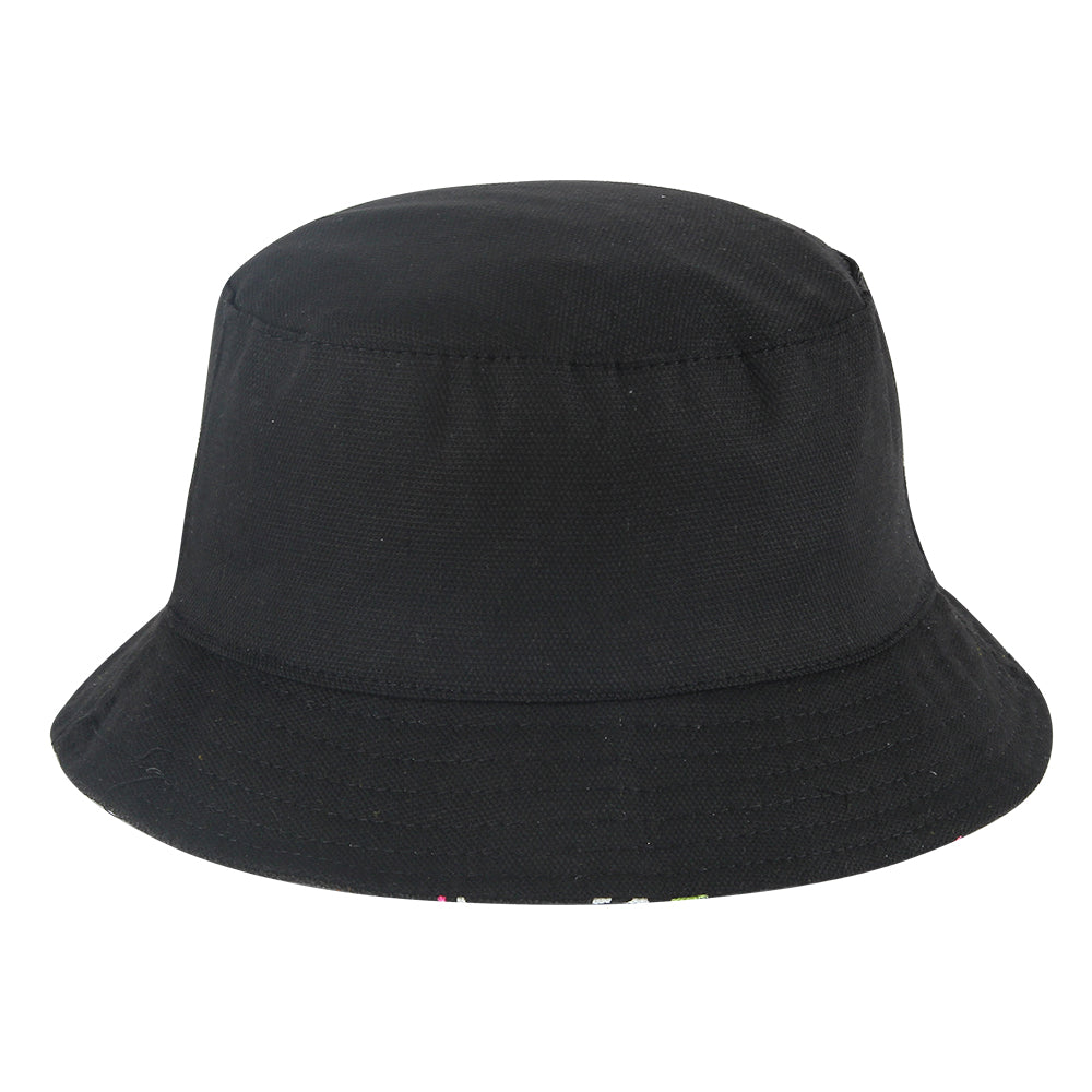 Black Unicorn Bucket Hat