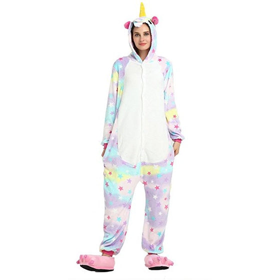Allover Stars Unicorn Onesie