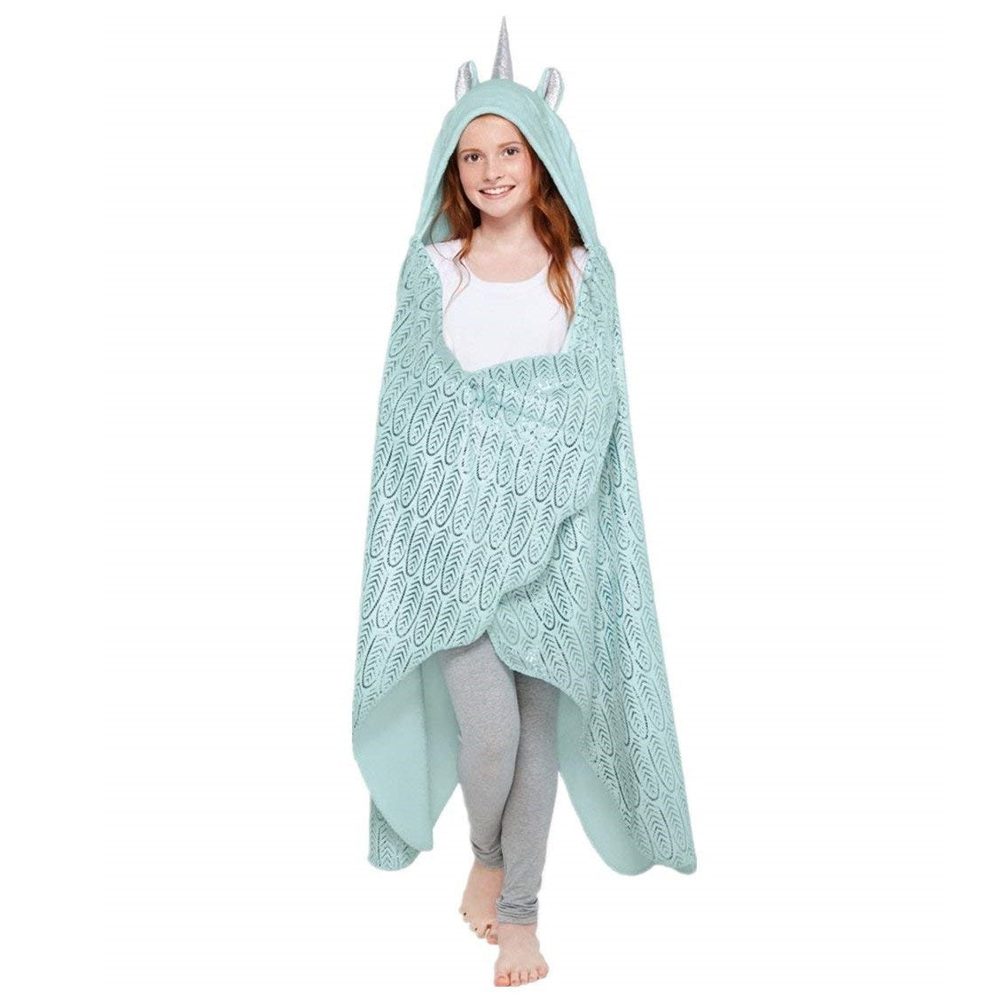 Cozy Unicorn Cloak