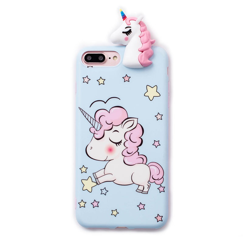 Pastel Unicorn Iphone Case