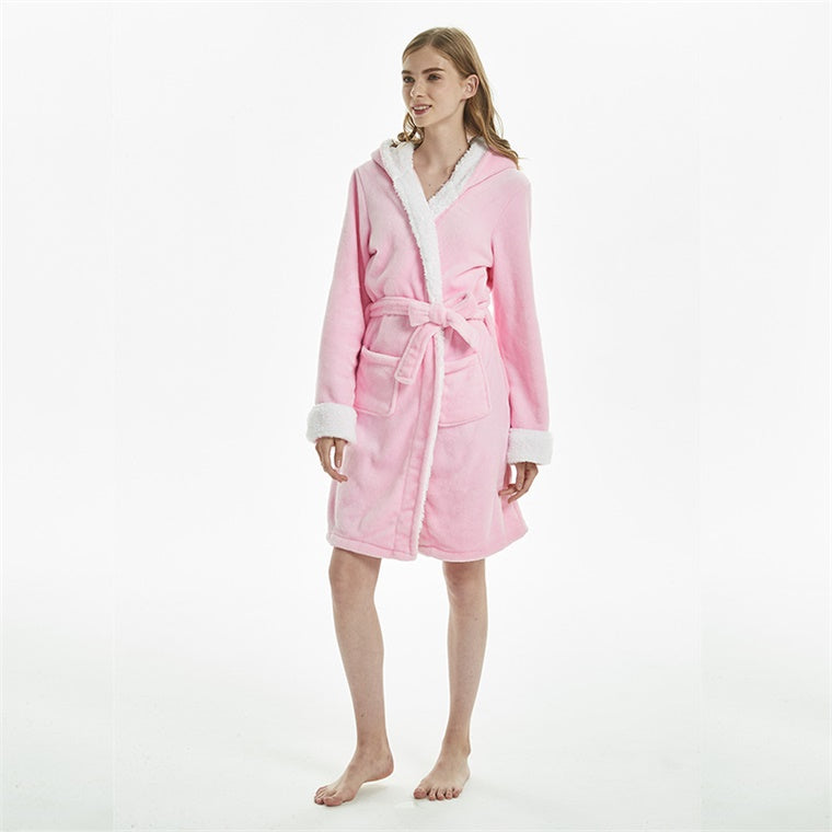 Pink Unicorn Robe